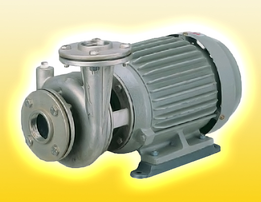 Acid corrosion stainless steel coaxial centrifugal chemical pumps